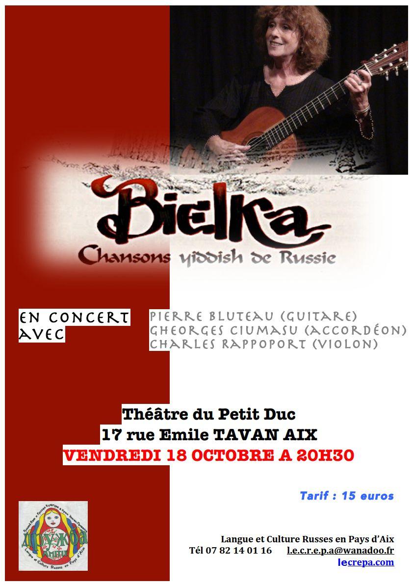 concert Bielka 2019
